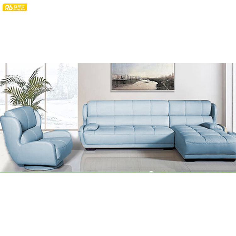 2018 modern furniture philippines leather sofa,beige leather sofa