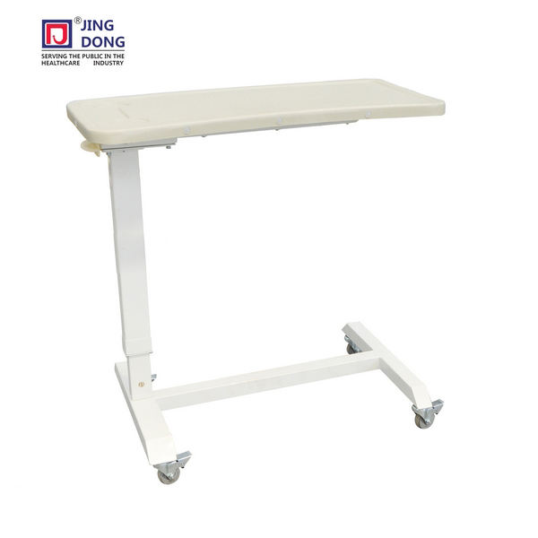 China Wholesale Best Price ABS Hospital Overbed / Dining / Adjustable Table