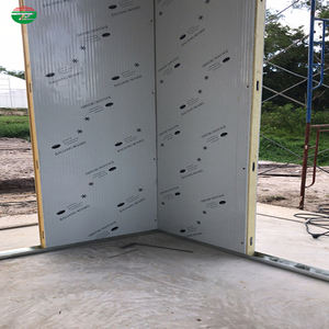 New Arrival Heat Insulation EPS Sandwich Board Precast Pu Sandwich Panel Wall Panel For Prefab Houses