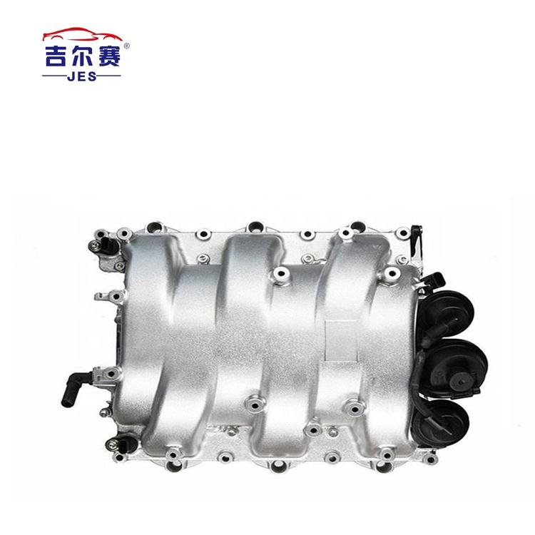 Aluminum Modified Engine Inlet Manifold M272 Intake Manifold for Mercedes-Benz W204 C230 E350 SLK280 S400 GLK350 ML350