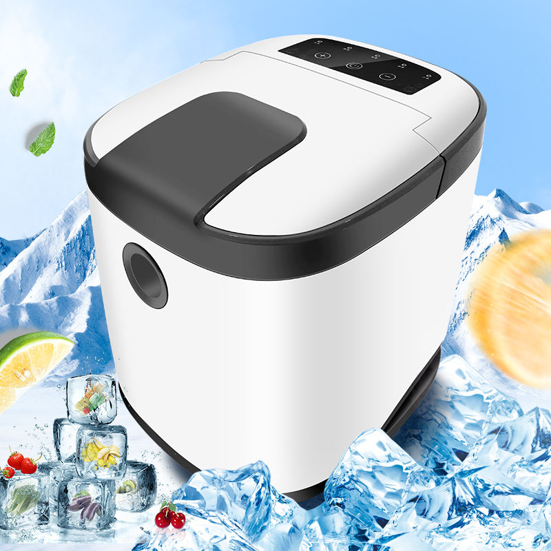 GSE 18Kg/24H 175W 12v ice maker nugget ice maker countertop ball ice maker