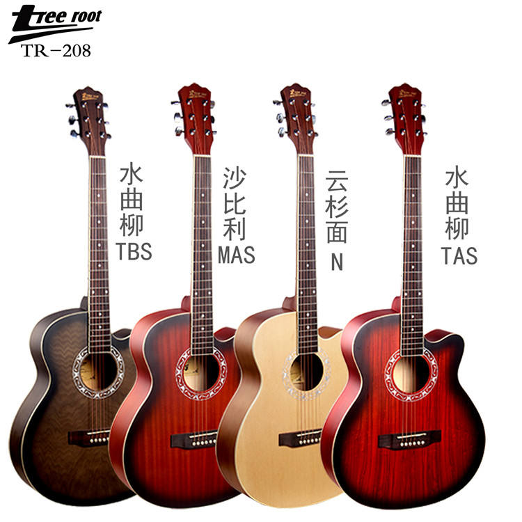 39 Trong OEM Cung Cấp Handmade Acoustic Guitar