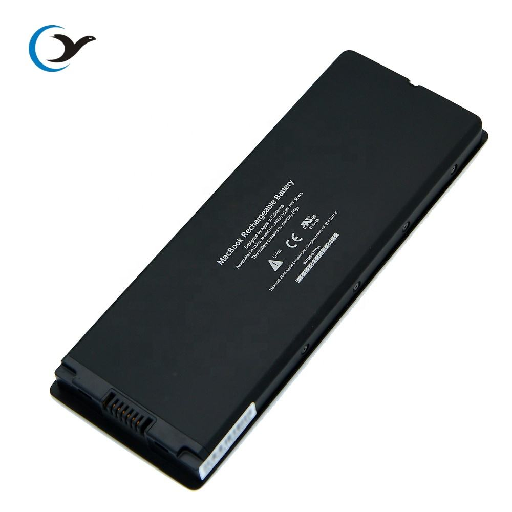 "Laptop Battery A1185 A1181 battery for macbook 13"" battery Black"