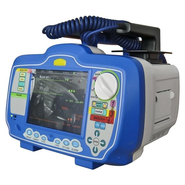 Medical Equipment Defibrillator Biphasic AED First Aid medical equipment Automated External Defibrillator