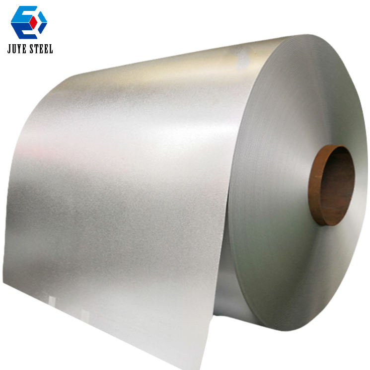 Pitch assurance hot dipped zinc galvanized steel coil aluminium coated g550 alloy