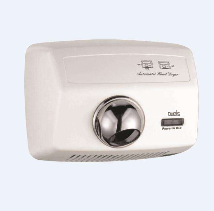 automatic hand dryer motor plastic hand dryer in hand dryer 1200W in toilet