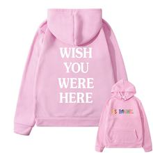 Custom new style pullover  women's hoodies loose fashion  2020 for women hoodies