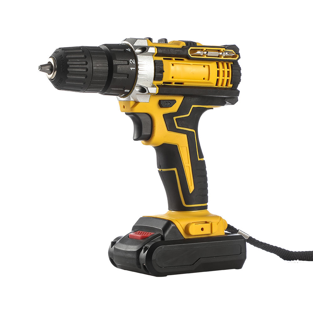 EAST 21V lithium battery powered electric cordless impact drill