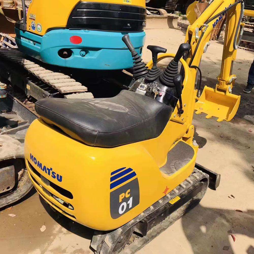 Makita-<span class=keywords><strong>mini</strong></span> <span class=keywords><strong>pelle</strong></span> japonaise <span class=keywords><strong>Komatsu</strong></span> pc01, originale, d'occasion