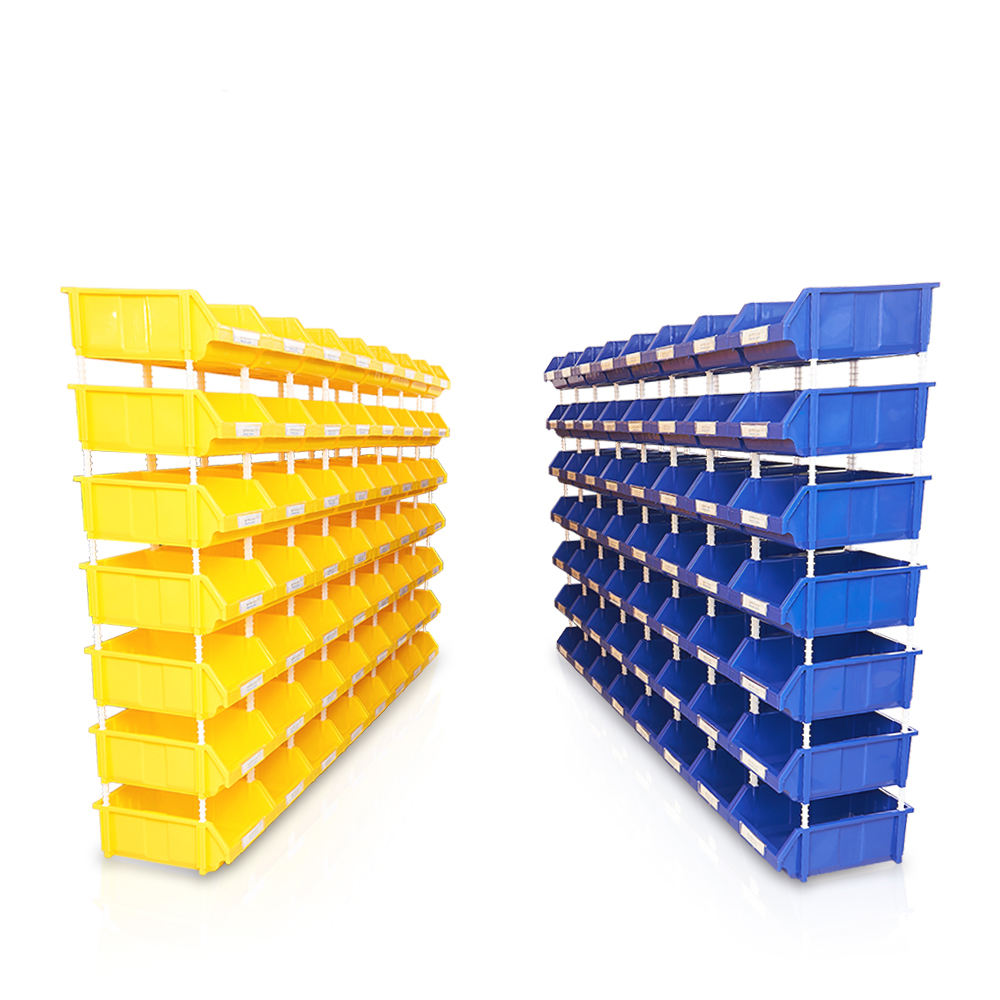 Best price plastic spare parts nut and bolt storage bins