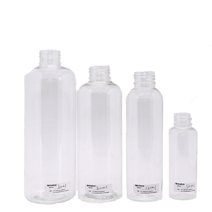 Beauty Packaging [ 50ml 200ml Alcohol Bottles ] Ready For Shipping 50ml 120ml 200ml 300ml Alcohol PET Spray Bottles