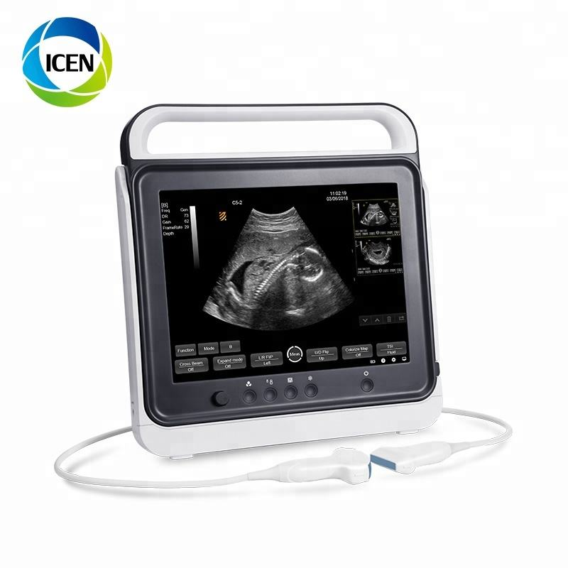 IN-A50A laptop portable animals ultrasound/ Veterinary Ultrasound Machine/Vet Handheld Ultrasound Scanner