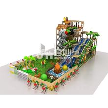 custom theme indoor kids playground soft play equipment