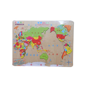 2020 China Wholesale Cheap Poster Scratch Education World Map