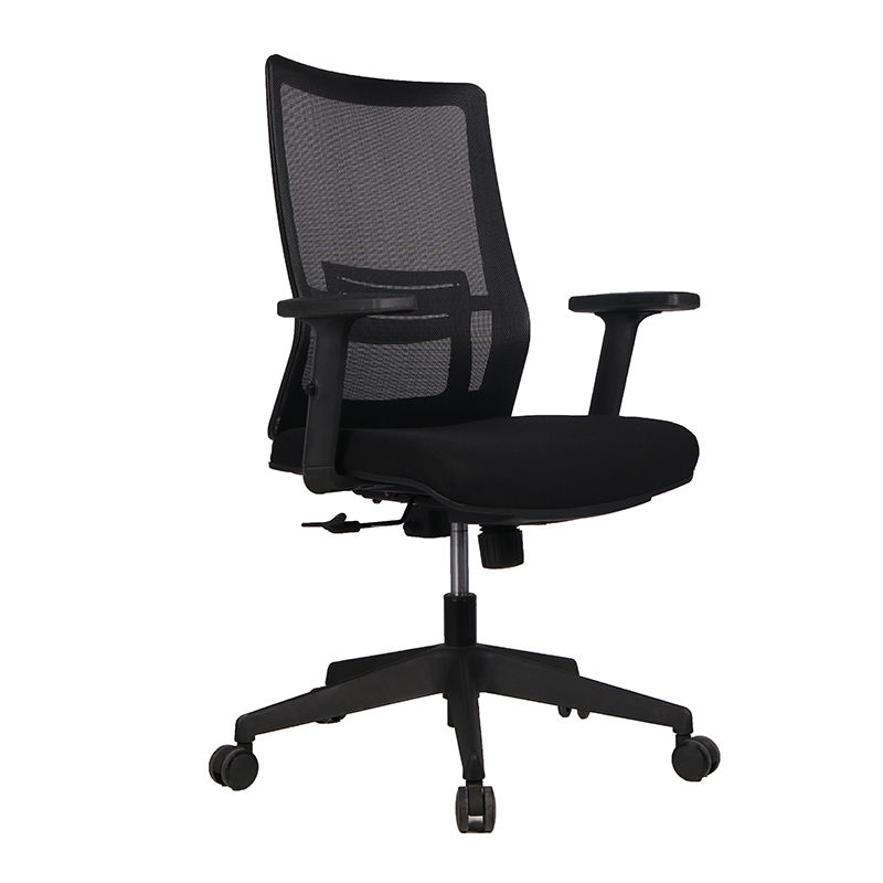 Modern Mesh Specifications of Mid Back Chair Luxury Ergonomic Computer Operator Office Chair