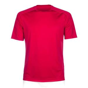 TOP quality 100% polyester t-shirt plain quick dry t-shirt sport
