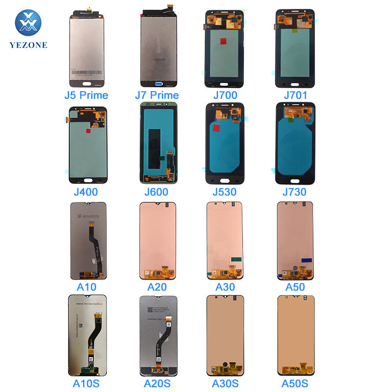 Wholesale Gold supplier LCD Touch Screen For Samsung Galaxy A20 A205 A205F A205DS