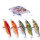 New Fishing Tackle 7.5cm 11g Floating Crankbait For Bass Hard minnow Fishing Lure Pesca
