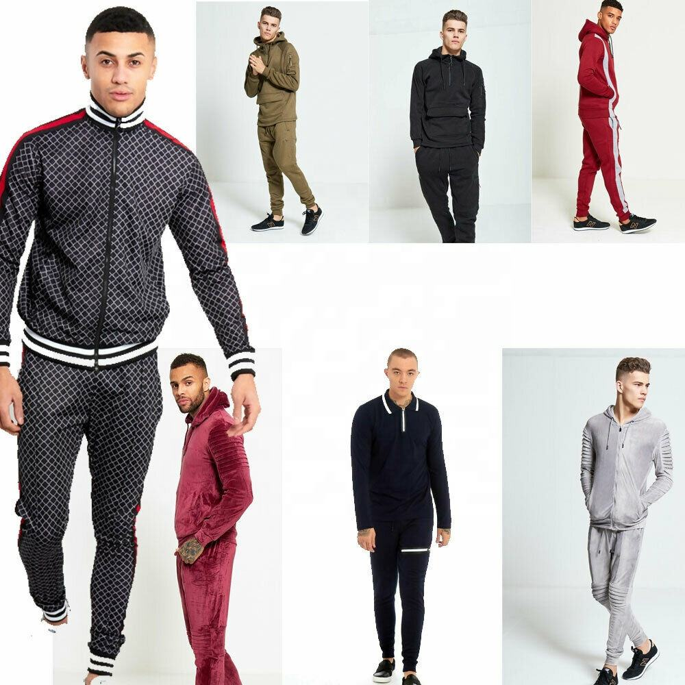 Polo shirt Jogger suits Custom Sweat Polo suit