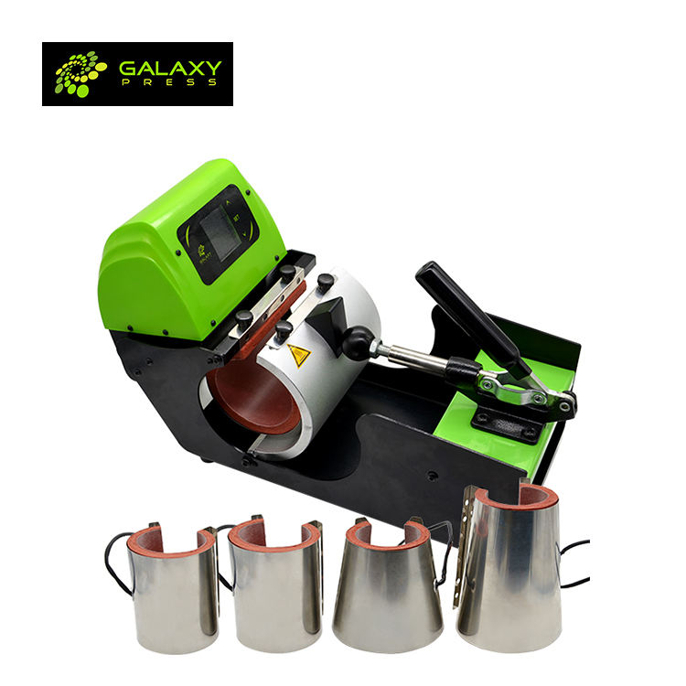 Sublimation Mug Press Galaxy Mug Pro 4 in 1 Mug Heatpress Machine