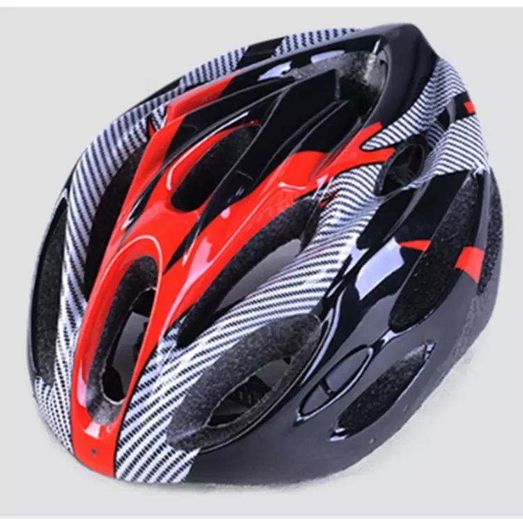 Safety adjustable riding protect bicycle helmet
