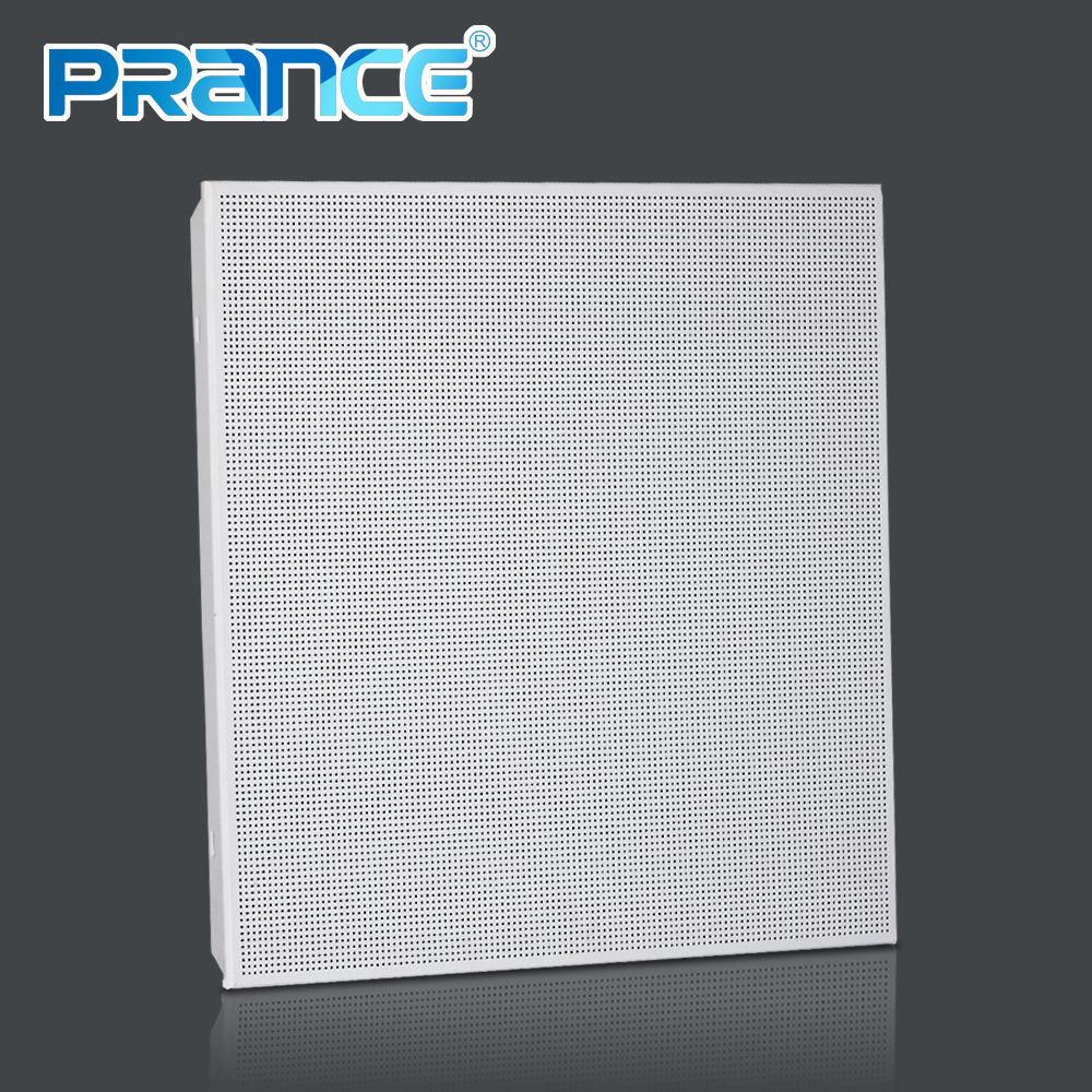 60x60 cm pieno perforato export <span class=keywords><strong>di</strong></span> soffitto <span class=keywords><strong>di</strong></span> alluminio