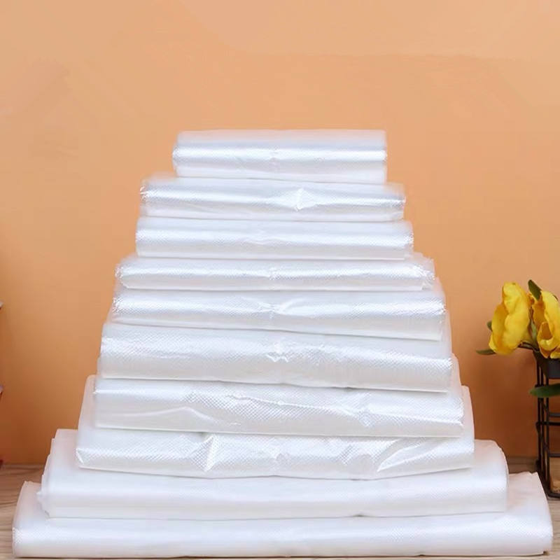 LDPE big plastic garbage rubbish bags