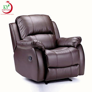 JKY Furniture Modern 1+2+3 Piece Seater Sectional Motion Home Lounge Recliner Chair Sofa Set For Living Room