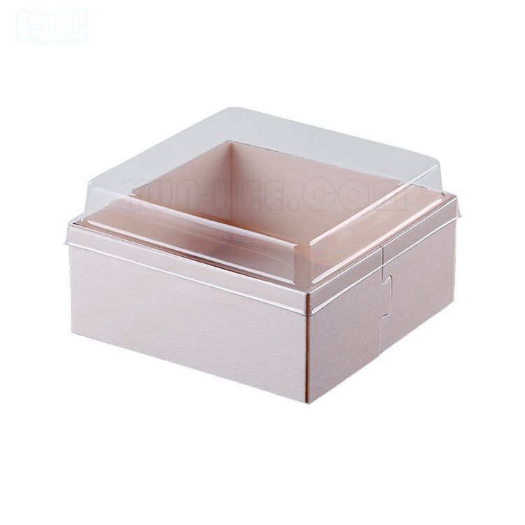 Disposable Wood Box with Lid for Fruit