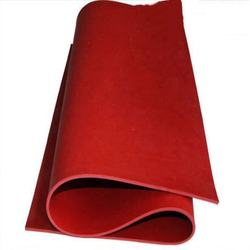 Factory custom special high temperature resistant silicone rubber sheet for mechanical equipment