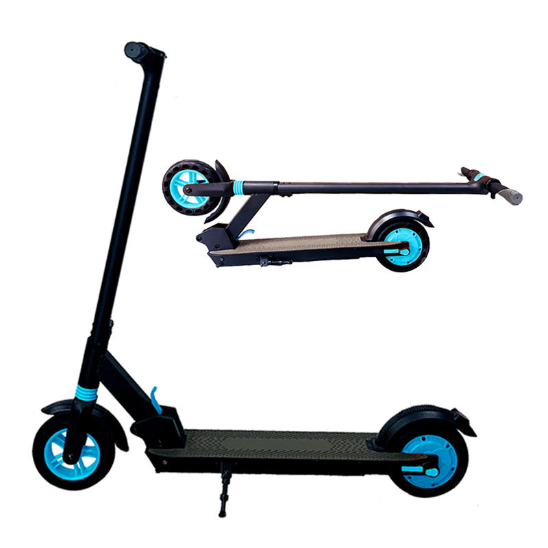 Unisex lightweight electric mobility scooter fat tire foldable adult scooters