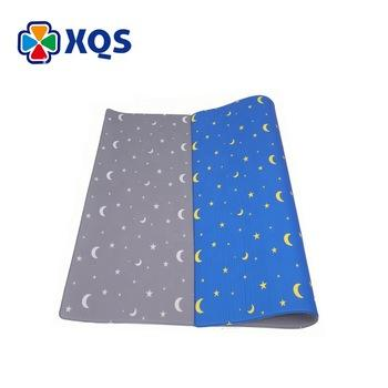 2020 Baby Foam Play Mat Pvc Kids Playmat Toddler Pu Double Sided Waterproof Floor Sleeping Creeping Parklon Manufacturer Mats