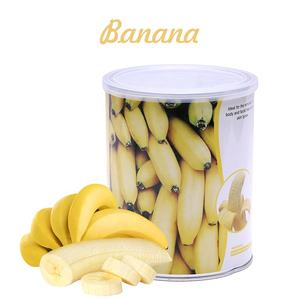 OEM/ODM true Factory 800g Professional Banana Liposoluble Soft Depilatory Painless Hot Wax Tin Cans Warm Wax