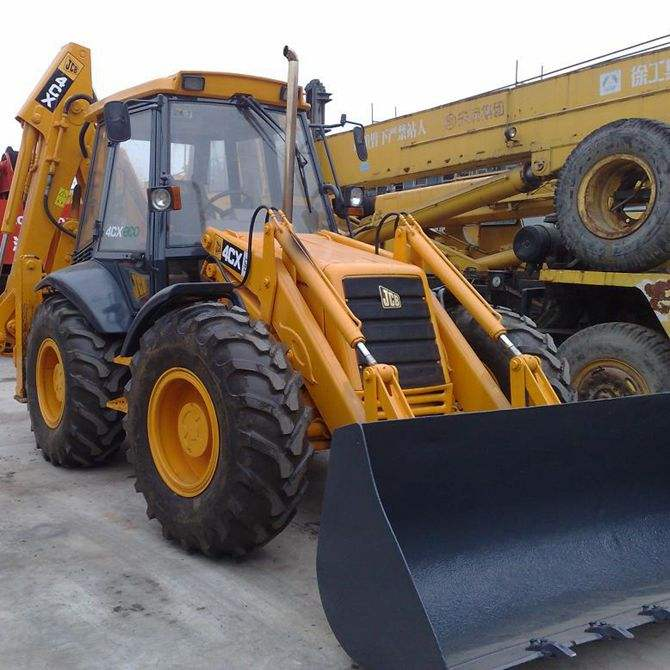 Used and New Small Jcb 4cx 3cx backhoe loader for sale low price