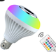 Led Bulb Bulbled Led Light Led RGB E27 Remote Control Led Flickering Flame Bulb Smart Light Mesh Speaker Led Bulb
