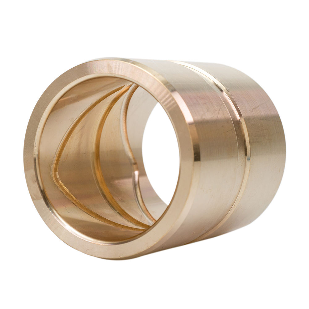 Best Price Casting High Quality Oil Groove Shaft Sleeve Brass Bushing
