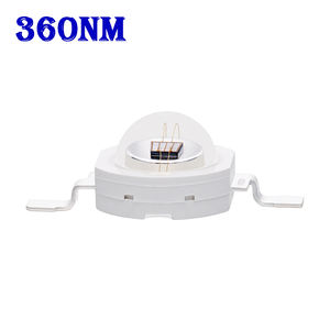 Electronic Components High Power 360NM 365NM 370NM 3W UV LED