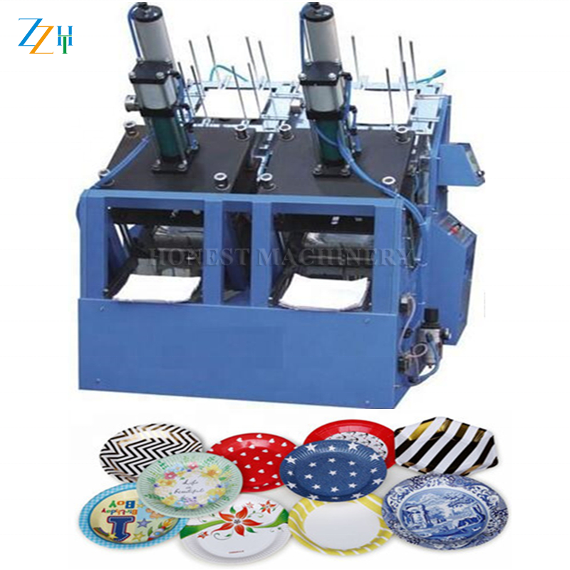Factory Price Best Sale Paper Plate Making Machine Price or named Paper dish making machine