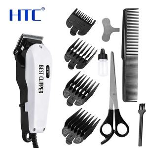 Professionale OEM Mens Capelli Trimmer Clippers Barbiere Wired Prodotti per I Capelli di Acquistare On-Line Per La Vendita HTC CT-7108