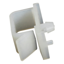 Plastic cable tie mounts wire mount