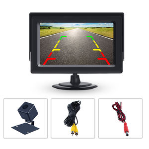 Wireless Reverse Camera System 4.3