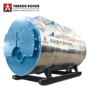 Cambodia 1 t/h Oil Gas Burning Boiler with Competitive Price for Jute Mill