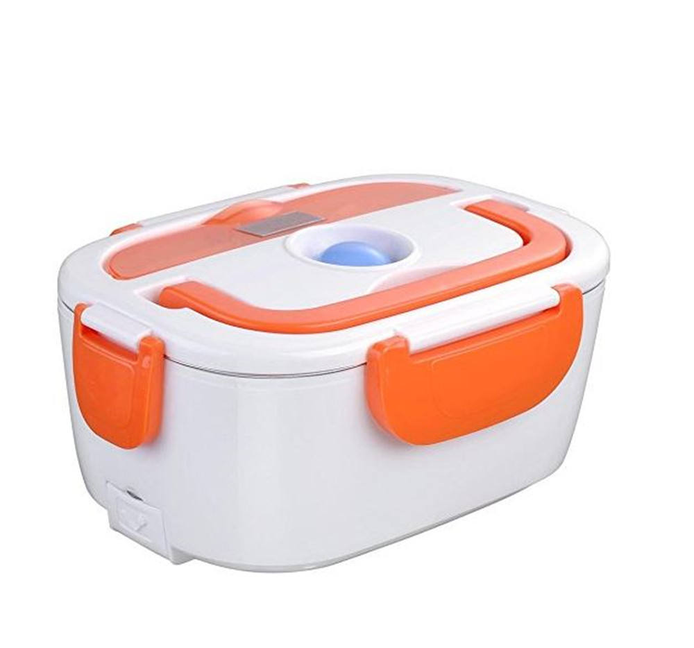 Hot Selling Electric Heating Lunch Box Food Warmer Truck Car Home Usage 12V/220V/110V/24V Multi-function Container