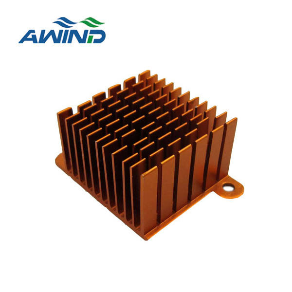 Copper pipe type aluminium heatsink extrusions for power equipment