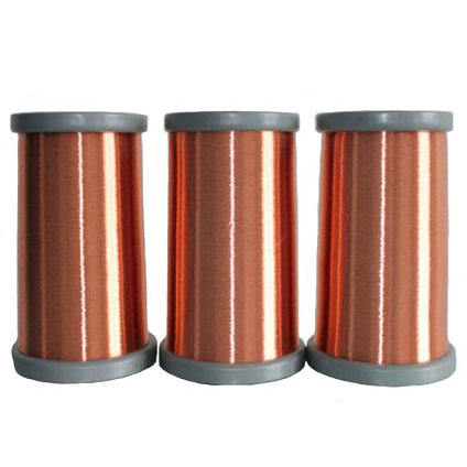 Factory Maunfature good price enamelled flat copper wire for winding