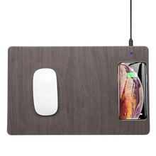 Business Custom Gift Fashion Premium Gifts Mouse Pad  Mobile Wireless Charger Universal Charger Wireless Charging Business Gifts
