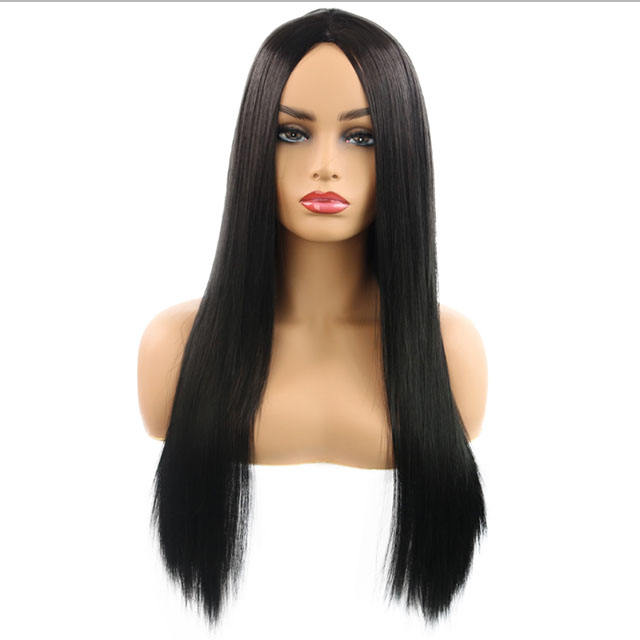100% Human Hair Virgin Hair Straight Lace Front Wigs