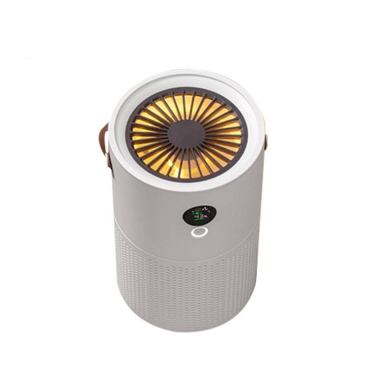 Active Carbon Filter Ionization Air Purifier with Negative Ion Generator