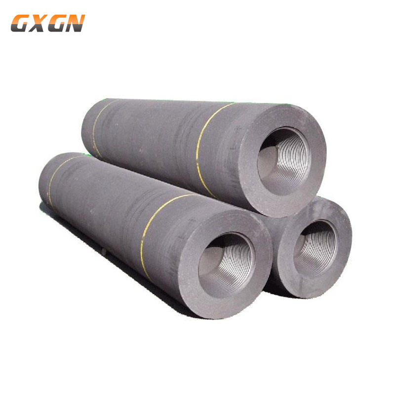 China manufacturer HP carbon graphite electrode for arc furnaces for sale