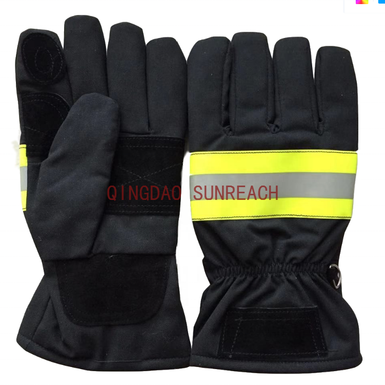 EN659 Nomex Fire Rescue Gloves